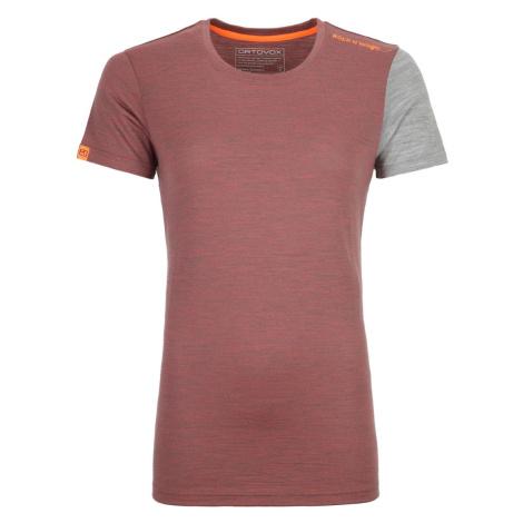 Dámské triko Ortovox 185 Rock'N'Wool Short Sleeve W