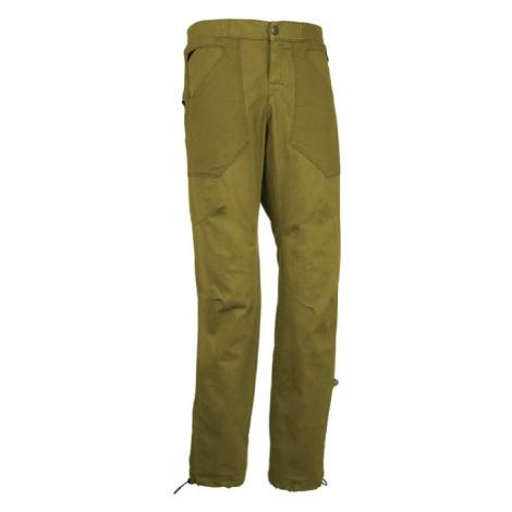 E9 kalhoty pánské N Ananas2 - W20, zelená
