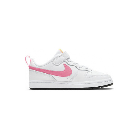 Bílé tenisky Nike Court Borough Low