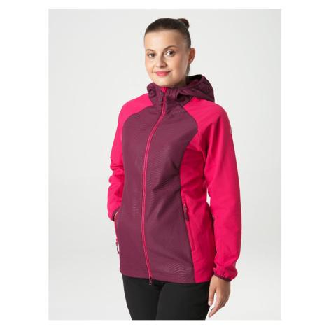 URIELLA women's softshell jacket pink LOAP