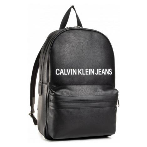Calvin Klein Calvin Klein velký černý batoh s nápisem CAMPUS BP 45
