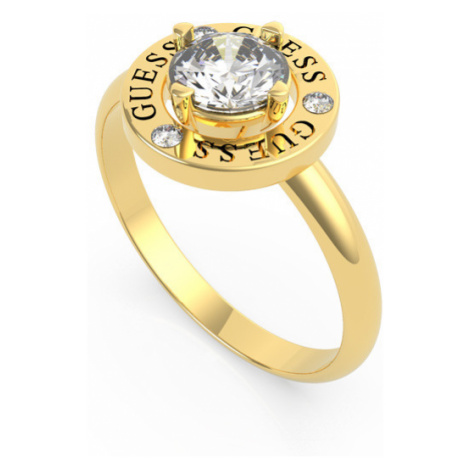 Guess zlatý prsten All Around You - M+