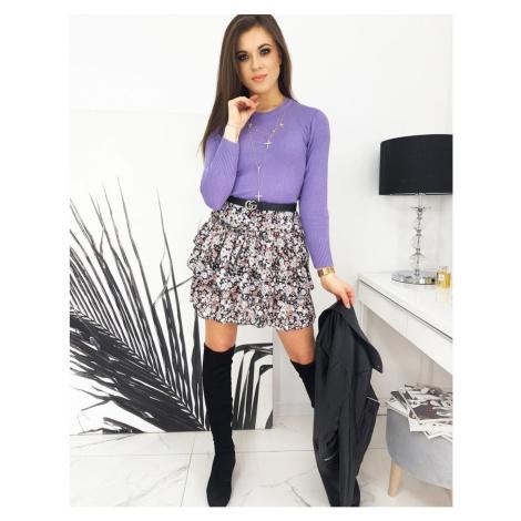 Women's sweater ARLES purple MY0921 DStreet