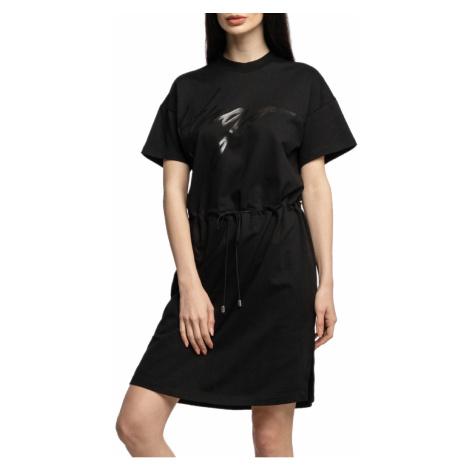 Černé šaty - HUGO BOSS