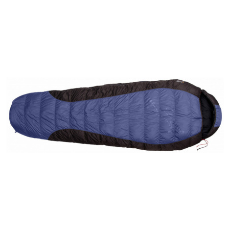 Spacák Warmpeace VIKING 600 170 cm Wide shadow blue/grey/black