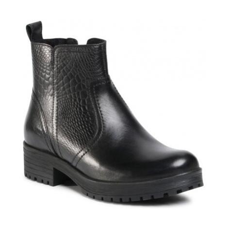 Kotníkové boty Lasocki WI23-MEXICO-06 Přírodní kůže (useň) - Lícová