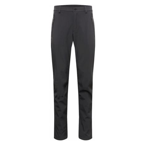 ICEPEAK Outdoorové kalhoty 'ARGO' antracitová / bílá