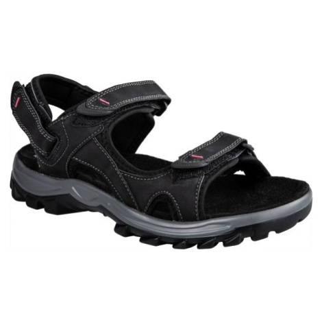 Numero Uno KAYAK černá - Dámské trekové sandály