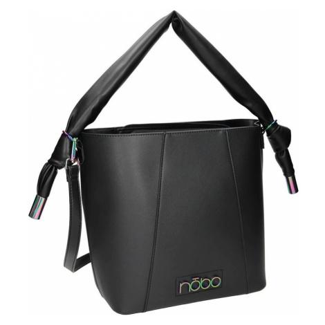 Velká dámská taška shopper kabelka s měkkým uchopením, Nobo