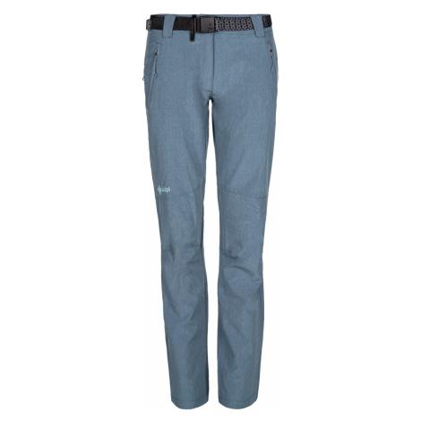 Dámské kalhoty KILPI WANAKA-W modrá
