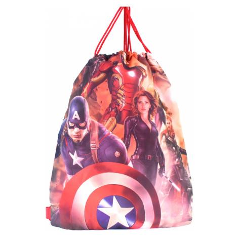Vak na přezůvky Avengers - červená
