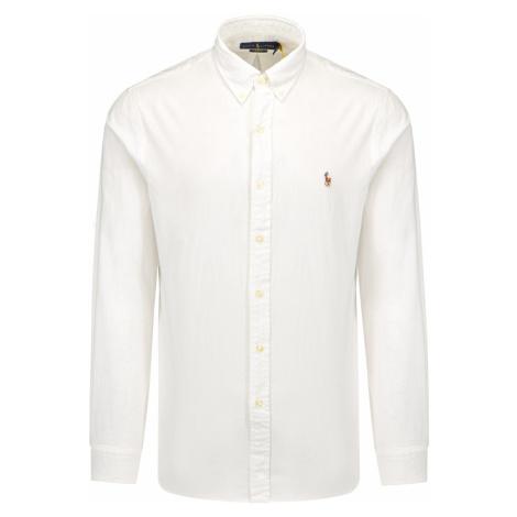 Košile Polo Golf Ralph Lauren SLBDPPCS bílá