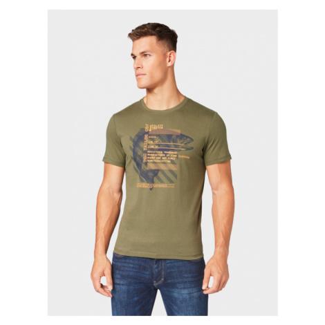 Tom Tailor pánské tričko 1014069/10349