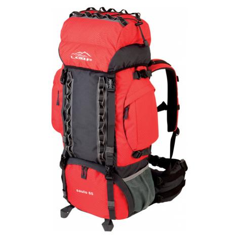 LOAP SAULO 65 Turistický batoh 65 BE1706G19T červená 140