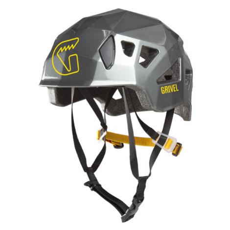 Lezecká helma Grivel Stealth Barva: šedá
