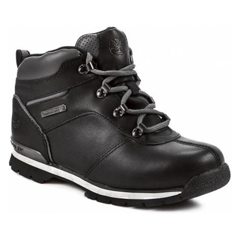 Turistická obuv TIMBERLAND - Splitrock2 Hiker Blk 9693R/TB09693R0011 Černá
