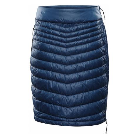 Dámská sukně Alpine Pro ELMARA - tmavě modrá