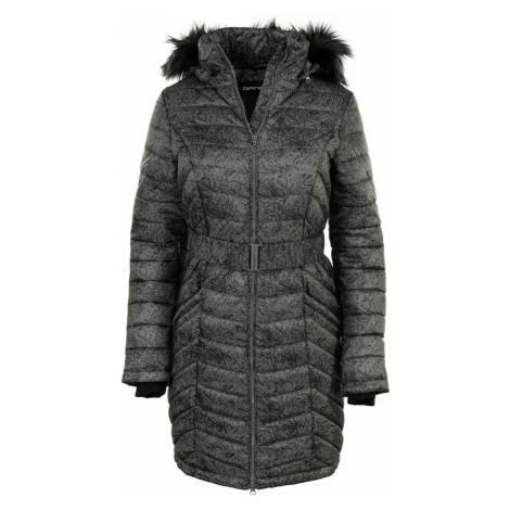 ALPINE PRO NAYDA Dámský kabát LCTP095770R šedá