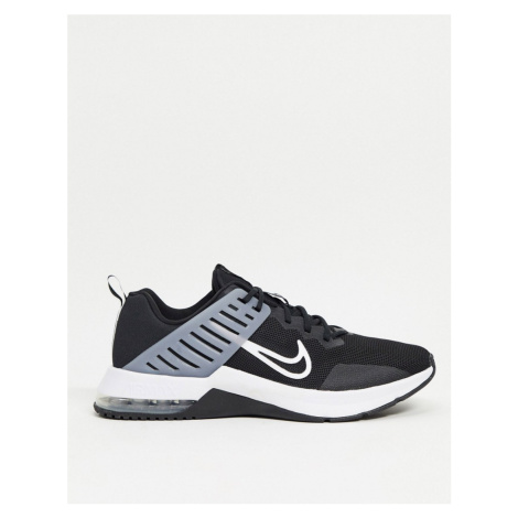Nike Training Air Max Alpha trainers in black