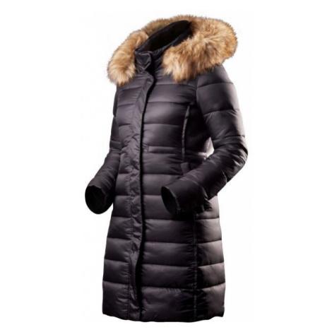TRIMM VILMA černá - Dámský zimní kabát