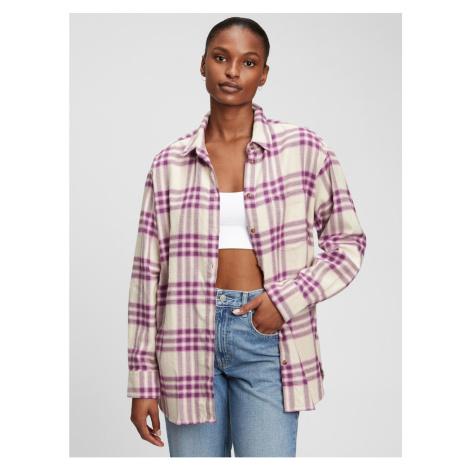 GAP Košile flannel shirt