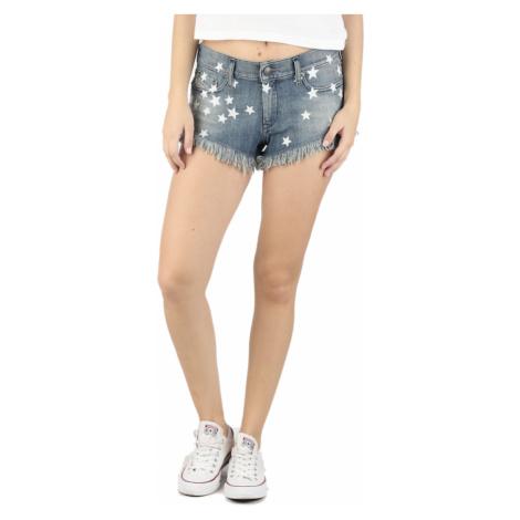 Modré džínové šortky - DIESEL