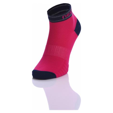 Nessi Běžecké ponožky RSO-5 - Růžová