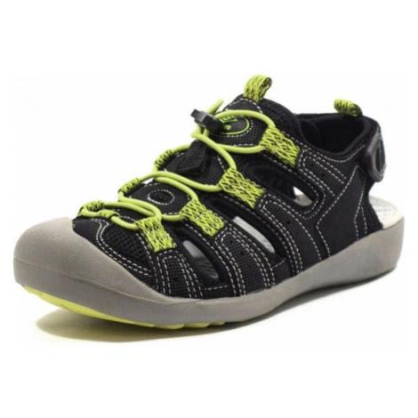 Umbro TUDOR šedá - Dětské volnočasové sandály