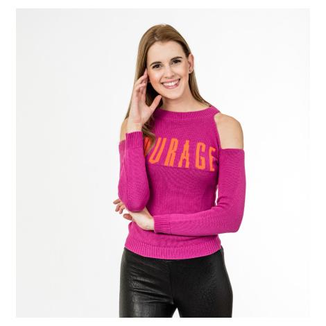 Fuchsiový svetr - PINKO