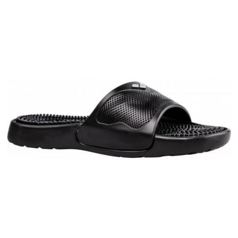 Arena MARCO X GRIP HOOK černá - Bazénová obuv