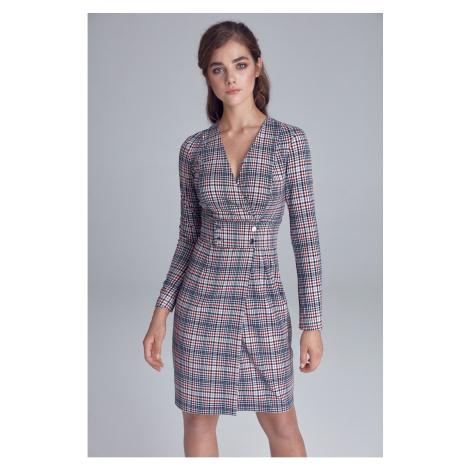Nife Woman's Dress S132