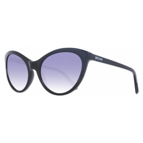 Just Cavalli černé sluneční brýle cat eye