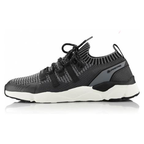 ALPINE PRO METT Pánská městská obuv MBTT235990 černá