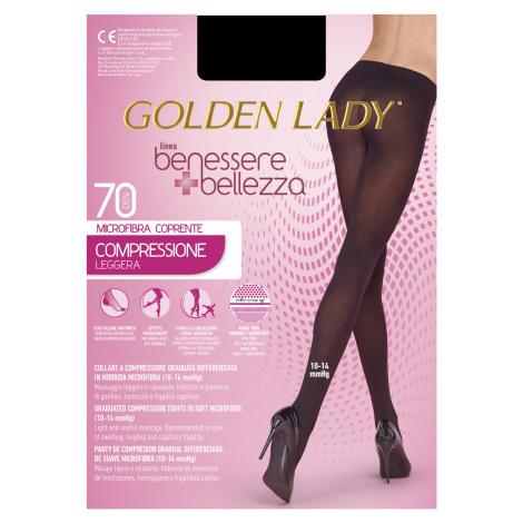 Dámské punčochové kalhoty Golden Lady Benessere 70 den černá