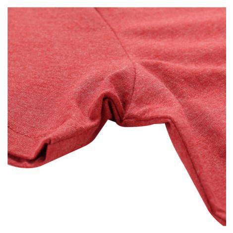 ALPINE PRO BERTOL Pánské triko MTSS529424PB ketchup