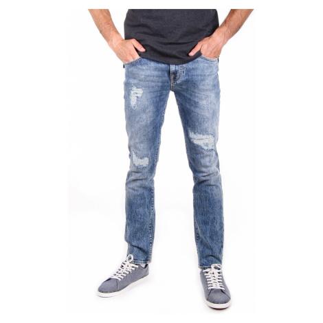 Guess pánské modré džíny Angels