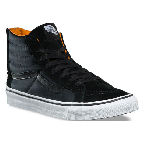 Boty Vans SK8-Hi Slim Slim Zip black-true white