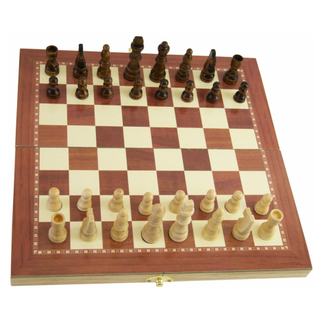 Šachy dřevěné 96 C02 Sedco