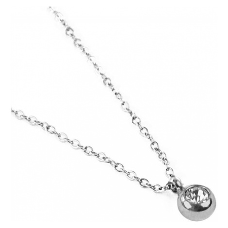 Gem Silver Necklace VUCH