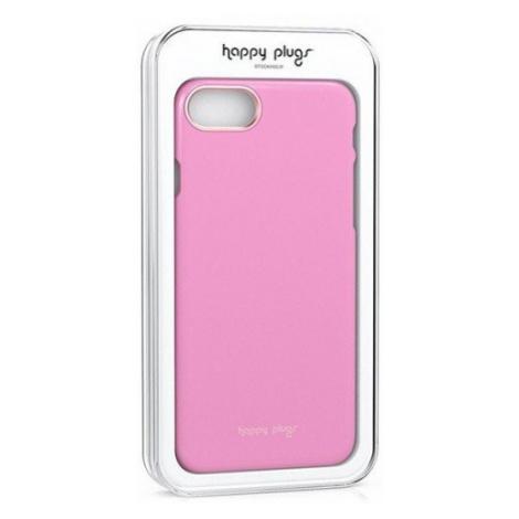 Ultratenký obal na iPhone – růžový Happy Plugs