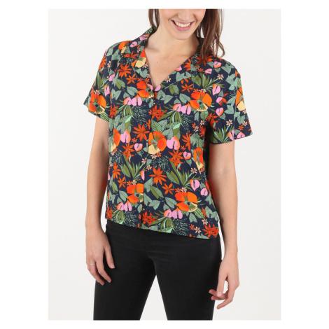 Košile Vans Wm Ka Lanii Woven Multi Tropic Barevná