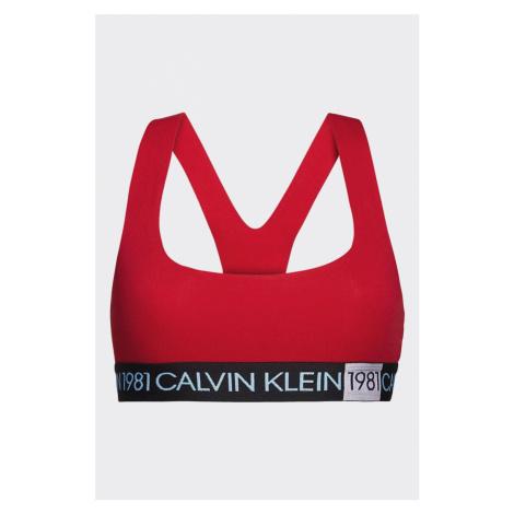 Calvin Klein braletka 1981 bold - červená