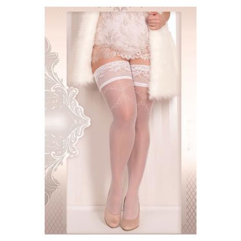 Luxusní samodržící punčochy Soft size Ballerina