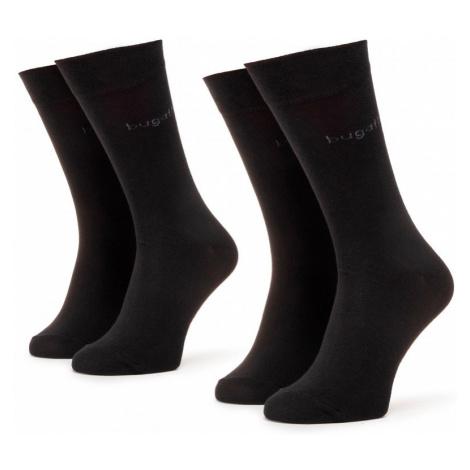 Bugatti pánské ponožky sada 2 párů 6702/610