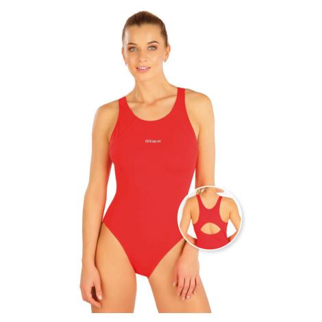 LITEX Jednodílné sportovní plavky 63538