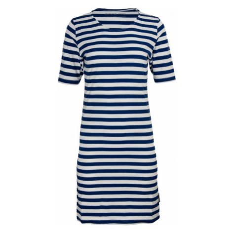 ALPINE PRO FAISALA bílá - Dámské šaty