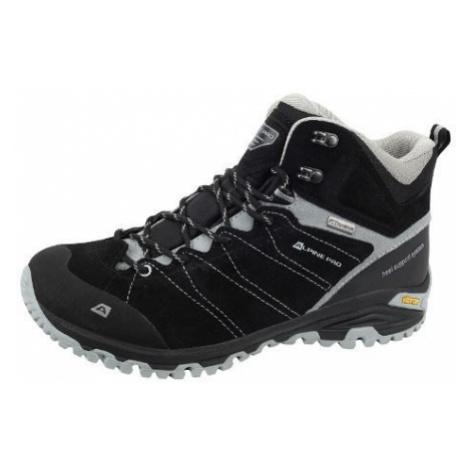 UNI outdoorová obuv Alpine Pro TRIGLAV MID - černá