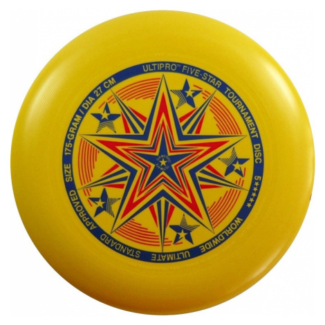 Frisbee UltiPro-FiveStar yellow