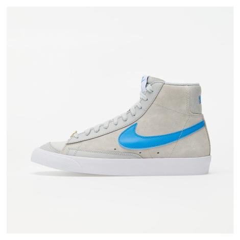 Nike Blazer Mid '77 NRG Emb Grey Fog/ Lt Photo Blue-White