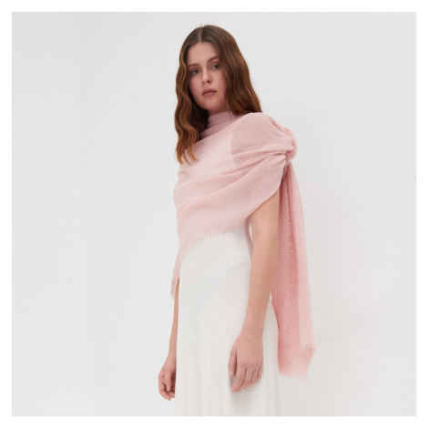 Sinsay - Dámská šála - Růžová